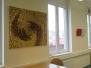 Ausstellung in Bibliothek Weißensee 2014