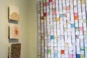 Vernissage in der Galerie in Mirow