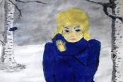 Annegrets Winterbild