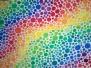 Regenbogenblasen E.