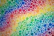 Sabines Regenbogenblasen