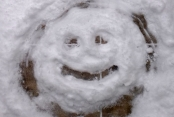 Annegrets lustiges Gesicht