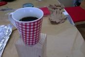 Kaffee muss auch sein