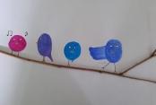 Sophias Vögel