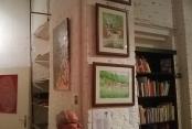 Ausstellungseröffnung im Café Impuls
