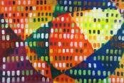 Giseles Bild nach Paul Klee
