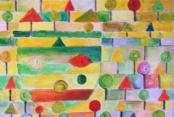 inspiriert von Paul Klee, von Monika