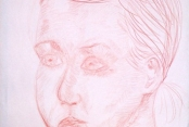 Portraitübung, Gisele