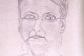 Portraitübung, Marianne