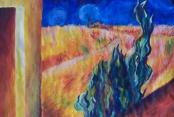 inspiriert von van Gogh