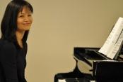 die Pianistin Yui Yasuhara